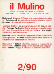 Copertina del fascicolo dell'articolo Come governeremo le scuole? Quale autonomia e di chi