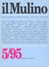 Copertina del fascicolo dell'articolo L'espansione della Nato: fantasmi del passato e scenari del futuro