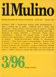 Copertina del fascicolo dell'articolo Reddito di cittadinanza: un'utopia?