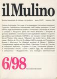cover del fascicolo, Fascicolo arretrato n.6/1998 (novembre-dicembre)