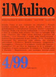 Copertina del fascicolo dell'articolo L'ordine mondiale dopo la guerra fredda