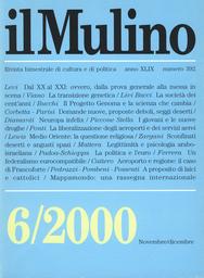 Copertina del fascicolo dell'articolo Il Progetto Genoma e la scienza che cambia