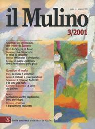 Copertina del fascicolo dell'articolo Un censimento etnico in Italia