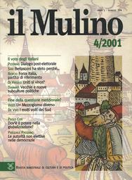 Copertina del fascicolo dell'articolo Vecchie e nuove subculture politiche