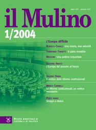 Copertina del fascicolo dell'articolo L'occupazione senza crescita e lo sviluppo socialmente sostenibile