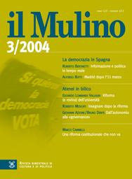 Copertina del fascicolo dell'articolo Democrazie da proteggere