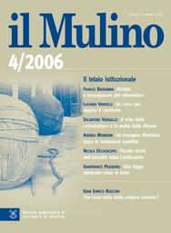 Copertina del fascicolo dell'articolo Piccola storia dell'attualità della Costituzione