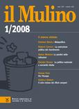 cover del fascicolo, Fascicolo arretrato n.1/2008 (gennaio-febbraio)