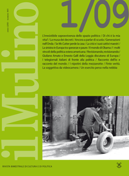 Copertina del fascicolo dell'articolo Discutono di Europa