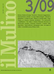 Copertina del fascicolo dell'articolo Tra scominiche e riabilitazioni