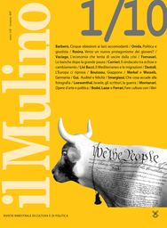 Copertina del fascicolo dell'articolo Opere d'arte e politica: chi valorizza chi?