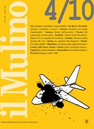 Copertina del fascicolo dell'articolo Sulla sociologia italiana