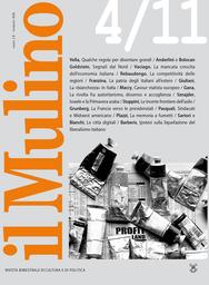 Copertina del fascicolo dell'articolo Il bianco negro. La «bianchezza» in Italia dall'Unità al fascismo