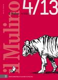cover del fascicolo, Fascicolo arretrato n.4/2013 (July-August)