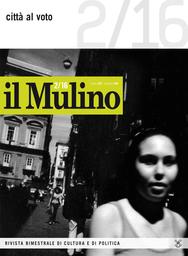 Copertina del fascicolo dell'articolo Bologna, una città vaga
