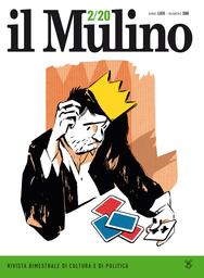 Copertina del fascicolo dell'articolo La crisi in tre atti (e in tre libri)