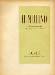 Copertina del fascicolo dell'articolo Storia e storiografia di Spagna