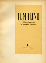 Copertina del fascicolo dell'articolo Ricordo di Carlo Calcaterra