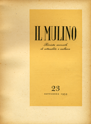 Copertina del fascicolo dell'articolo Ignazio Silone tra populismo e cristianesimo
