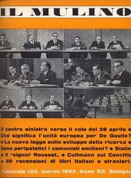 Copertina del fascicolo dell'articolo I classici della democrazia moderna
