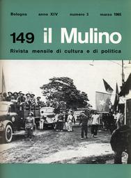 Copertina del fascicolo dell'articolo Radiografia del PSDI nella provincia di Bologna