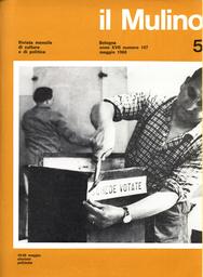Copertina del fascicolo dell'articolo L'ineluttabilità della guerra: il rapporto da Iron Mountain