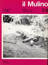 Copertina del fascicolo dell'articolo L'umanesimo rivoluzionario della Chiesa brasiliana