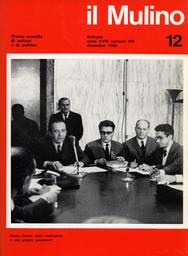 Copertina del fascicolo dell'articolo India 1969