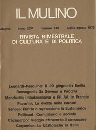 Copertina del fascicolo dell'articolo Crisi del capitalismo e fine del museo